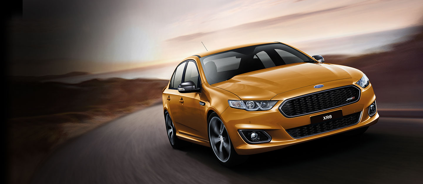 2016 Ford FG X Falcon Production to End with XR6 Turbo ...