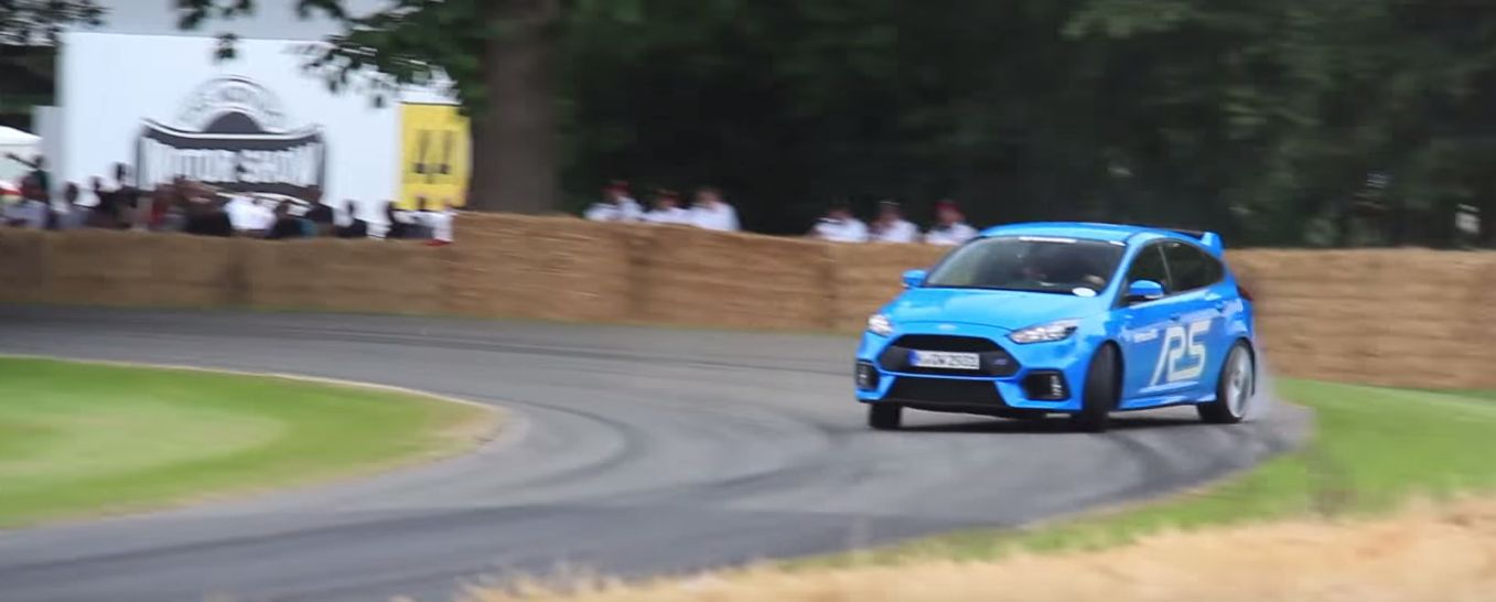2016 Ford Focus Rs Drift Mode Explained How Sideways Can You Go