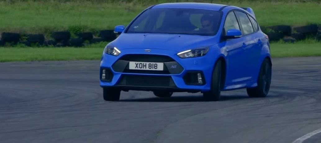 2016 ford focus rs hits 62 mph in pricing makes it a performance bargain autoevolution. Black Bedroom Furniture Sets. Home Design Ideas