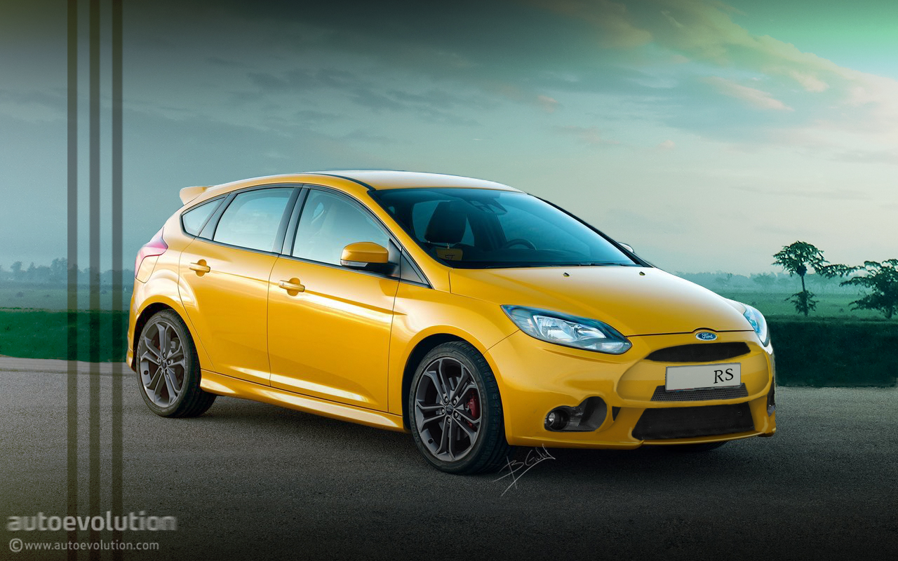 5 Photos 2016 Ford Focus Rs