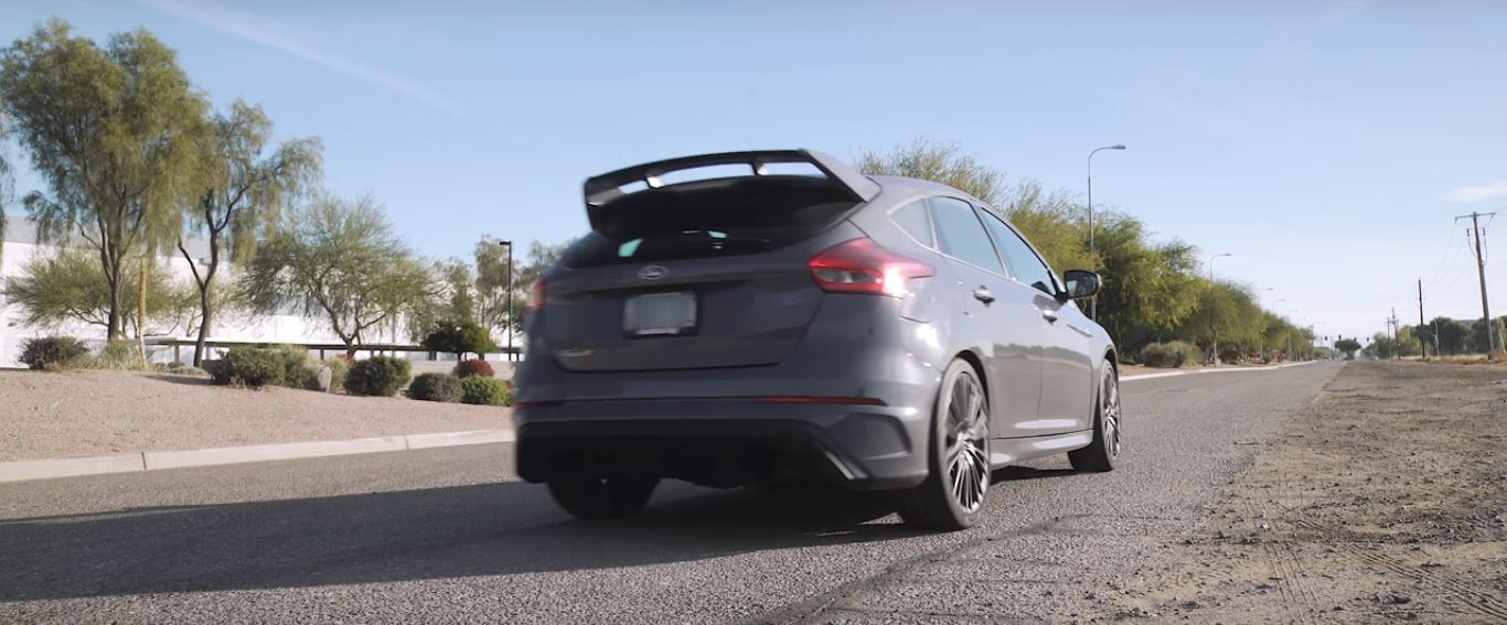 6 photos & 2016 Ford Focus RS with Agency Power Exhaust Sounds Like a ... markmcfarlin.com