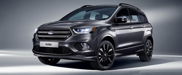 2016 Ford Expedition For Sale >> 2016 Ford Kuga Facelift Goes on Sale This Fall - autoevolution
