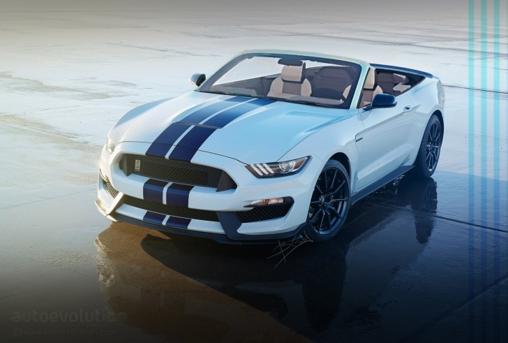 2016 ford mustang shelby gt350 convertible the production. Black Bedroom Furniture Sets. Home Design Ideas