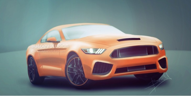 2020 Ford Mustang Shelby GT500 Rendered, Could Pack Over 707 HP ...