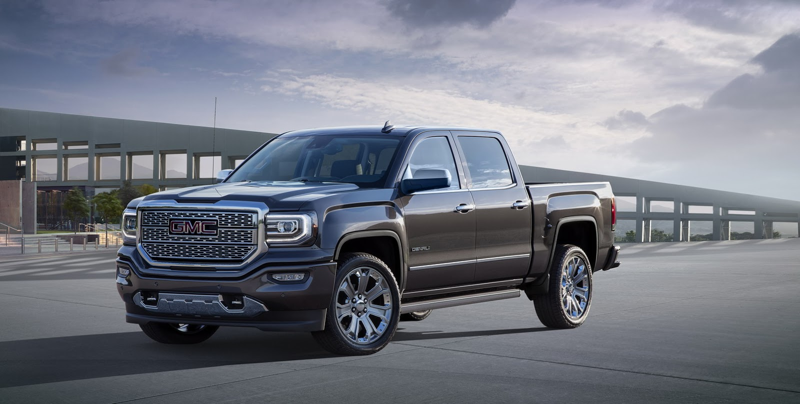 2016 gmc sierra denali ultimate is a luxed up pickup truck autoevolution. Black Bedroom Furniture Sets. Home Design Ideas