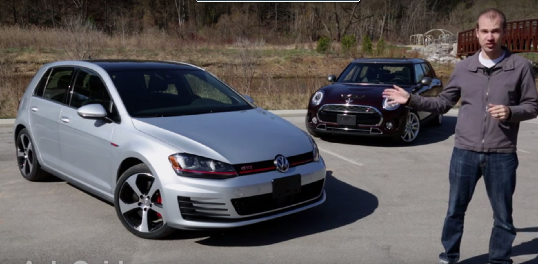 2016 Golf Gti Vs Mini Cooper S Clubman Comparison Comes Down To