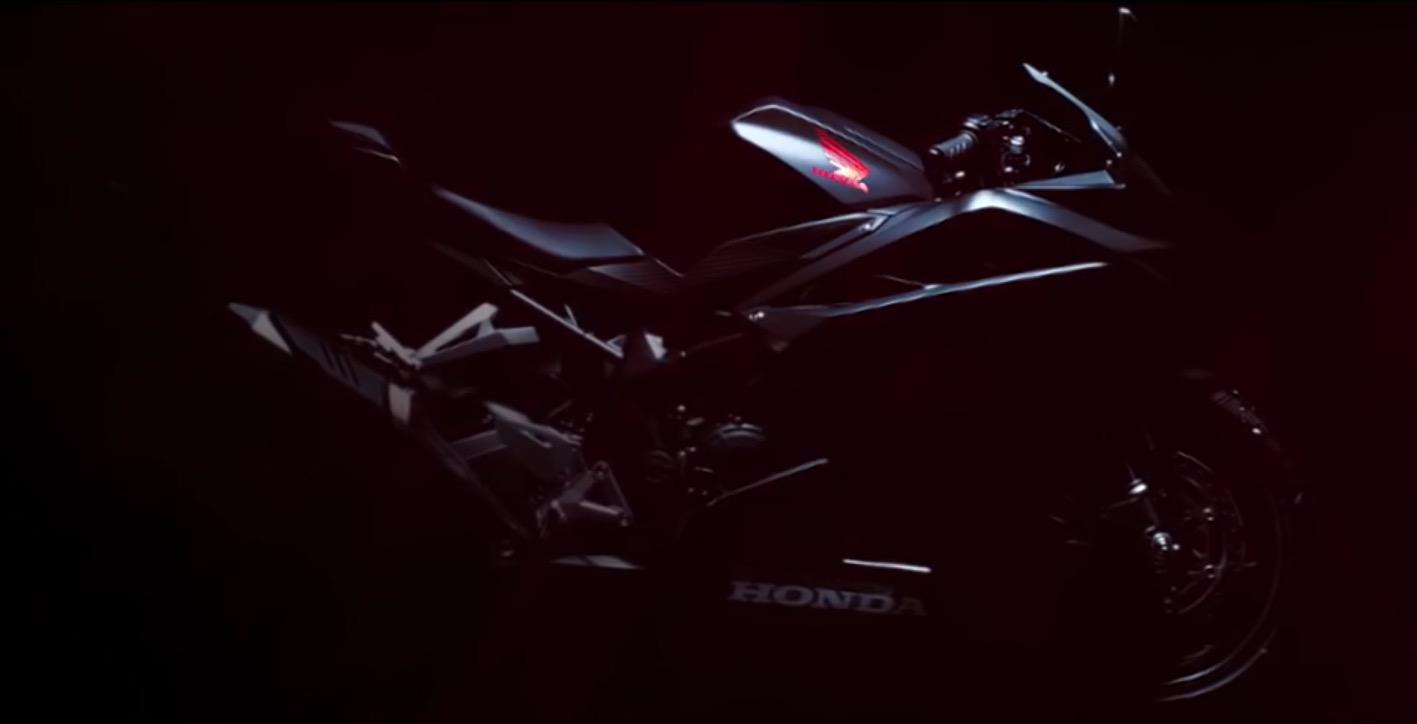 2016 Honda CBR250RR Teased in Indonesia  autoevolution