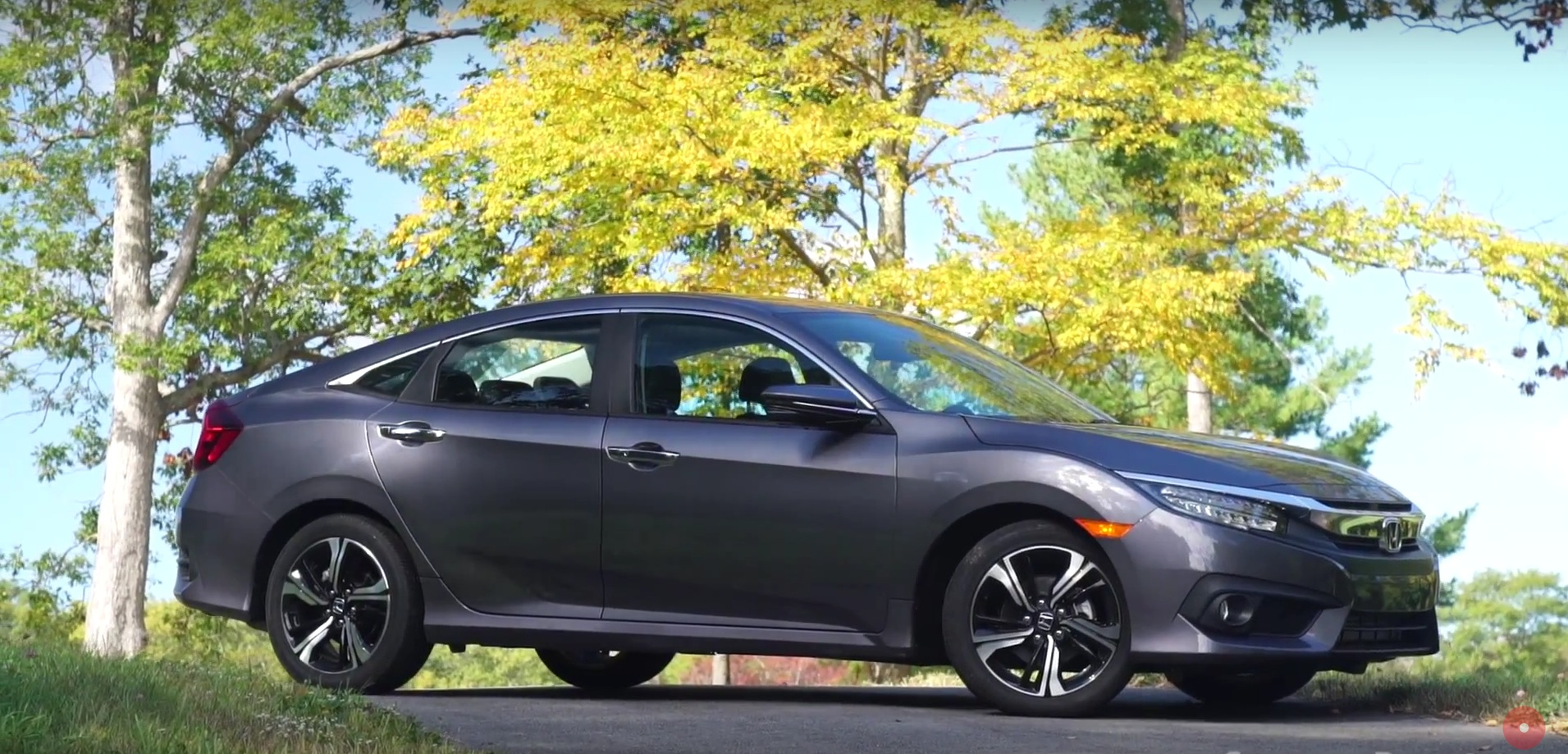 2016 honda civic consumer reports review finds a few flaws and many improvements autoevolution. Black Bedroom Furniture Sets. Home Design Ideas