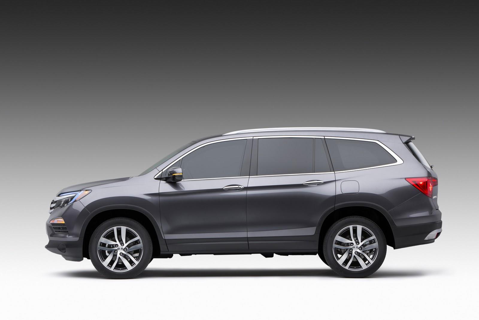 Honda Dealerships In Alabama 2016 Honda Pilot Hits Dealerships in June, Starting Price ...