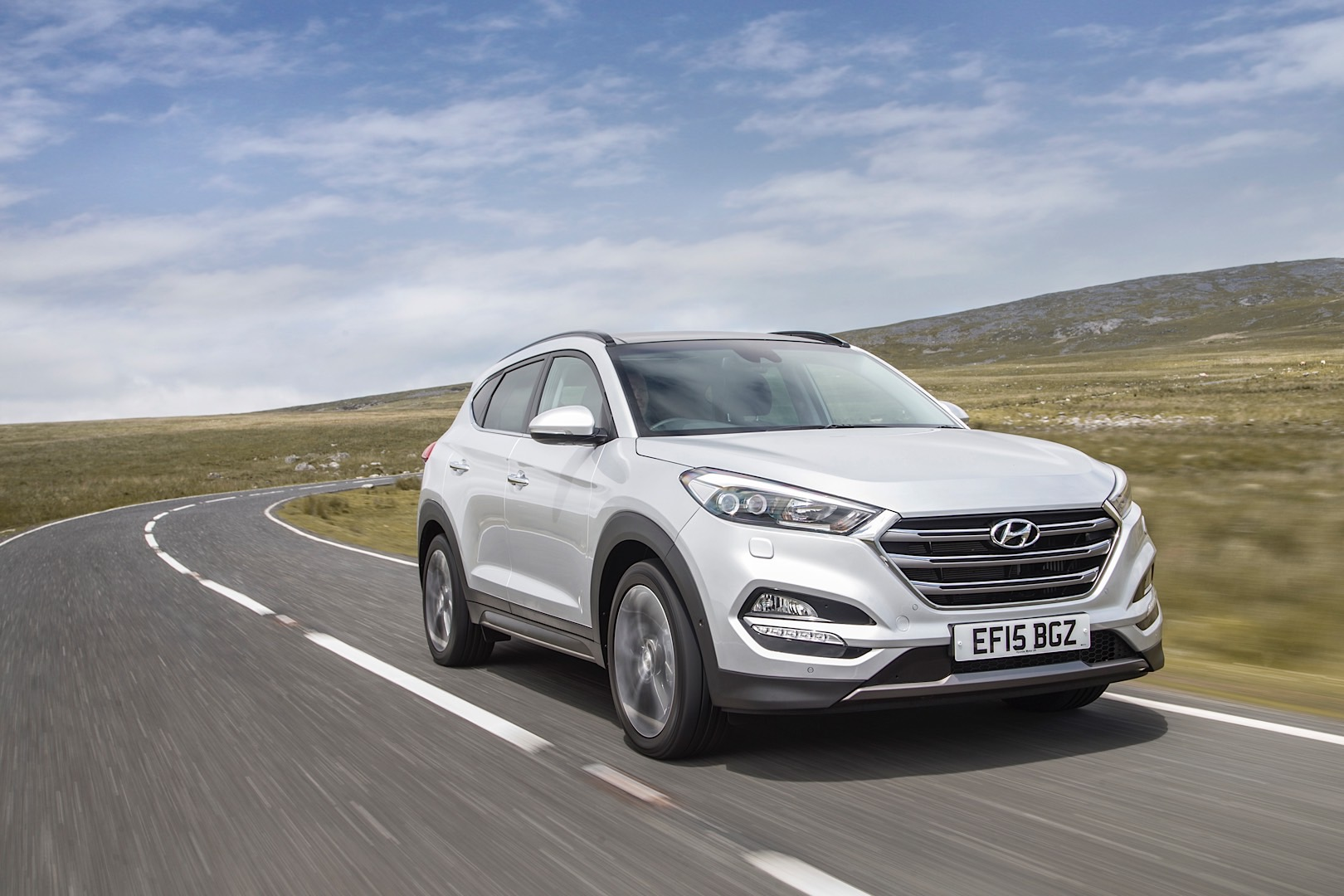 2016 hyundai tucson uk pricing info revealed suv bill starts at 18 695 autoevolution. Black Bedroom Furniture Sets. Home Design Ideas