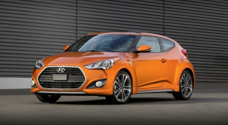 2016 Hyundai Veloster and Veloster Turbo Unveiled With Twin-Clutch Gearboxes, Minor Tweaks