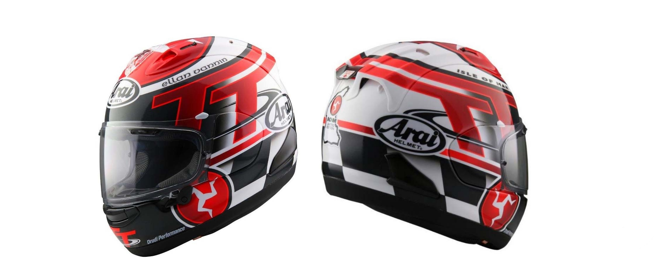 6a812f5a 2016 Isle of Man TT Limited Edition Helmet Breaks Cover - autoevolution