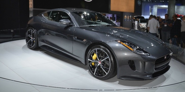 2016 Jaguar F Type Debuts In LA With AWD And Manual Gearbox [Video]    Autoevolution