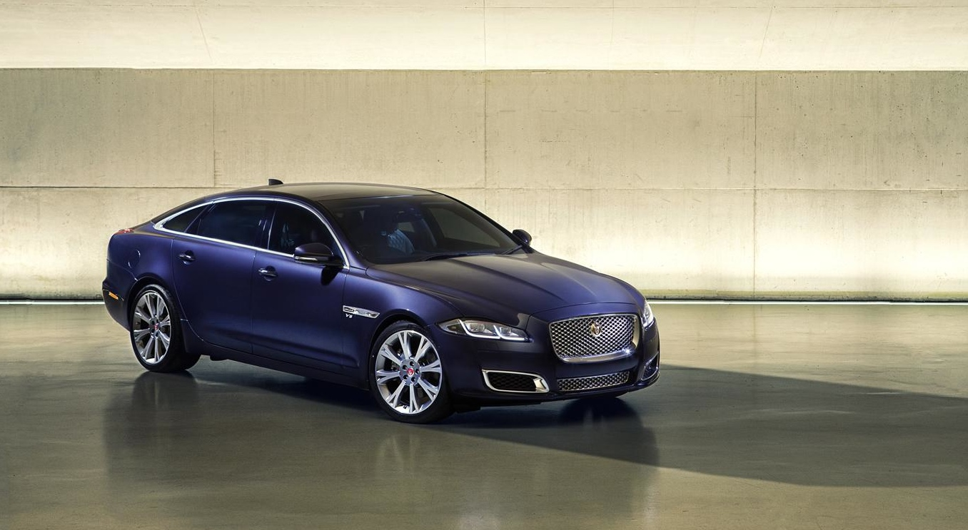 2016 Jaguar XJ Facelift Revealed: R-Sport and ...