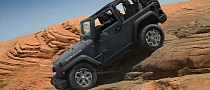 2016 Jeep Wrangler to Drop Solid Axles?