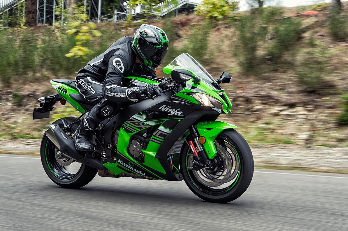 2016 Kawasaki Ninja Zx 10r Says Hi Autoevolution