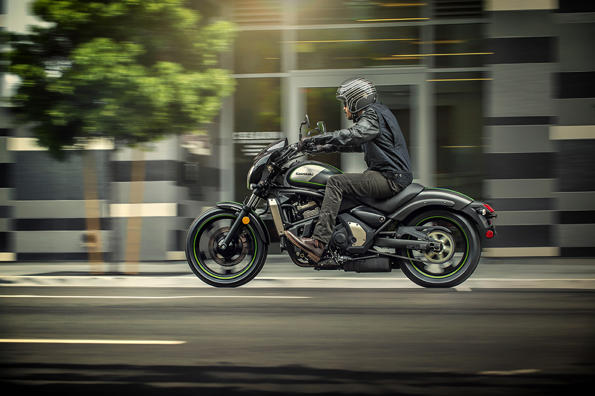 Kawasaki Vulcan S Cafe Shows Up In The Us Room For More Improvements Video Photo Gallery on How To Kickstart Motorcycle