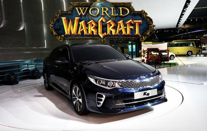 Tire Calculator Compare >> 2016 Kia K5 (New Optima) Debuts in Korea to Warcraft Game Music - autoevolution