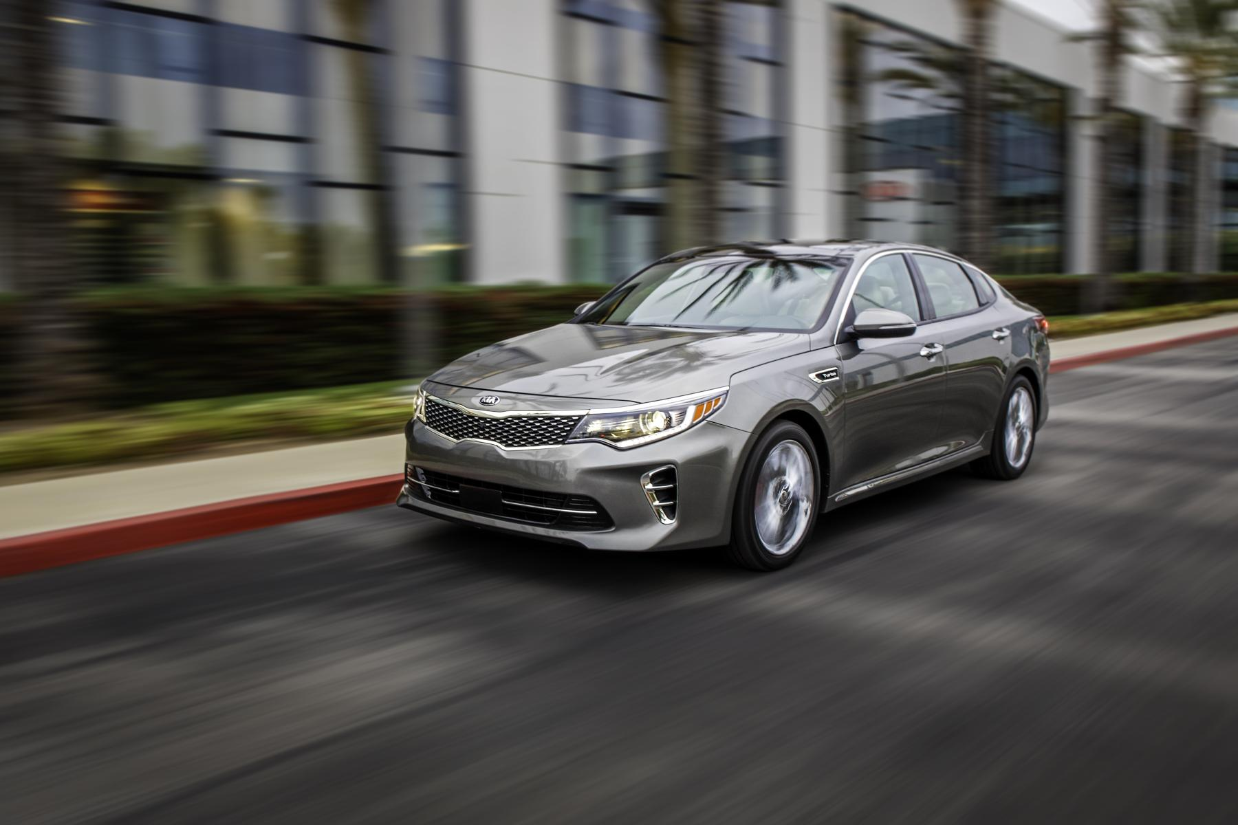 2016 kia optima revealed in us spec form with two turbocharged engines autoevolution. Black Bedroom Furniture Sets. Home Design Ideas