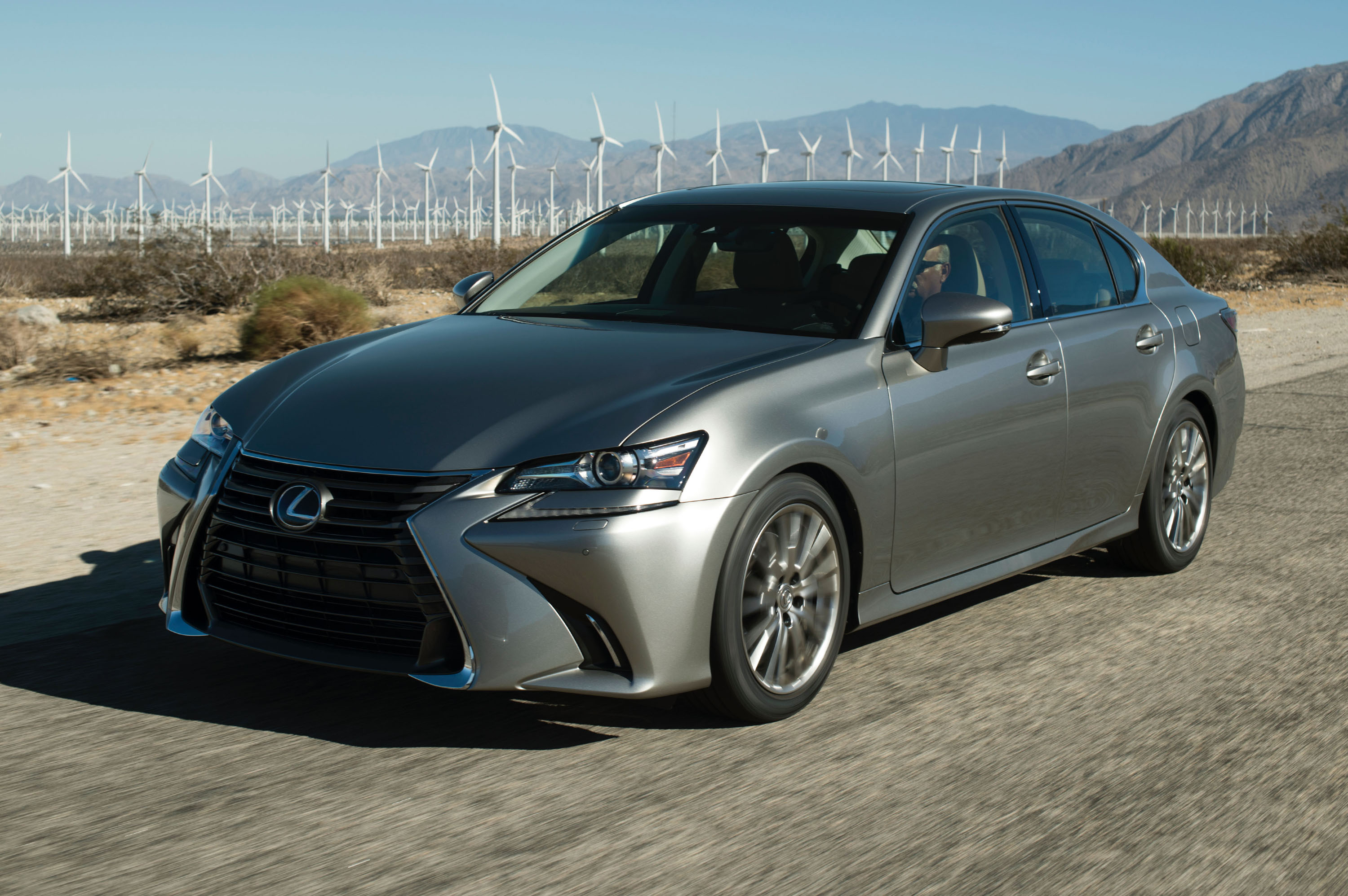 2016 lexus gs comes to pebble beach with new 200t rwd version autoevolution. Black Bedroom Furniture Sets. Home Design Ideas