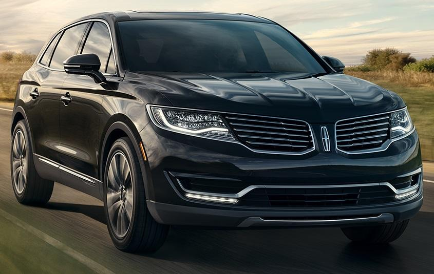 2016 Lincoln MKX Leaks Ahead of Detroit Auto Show ...