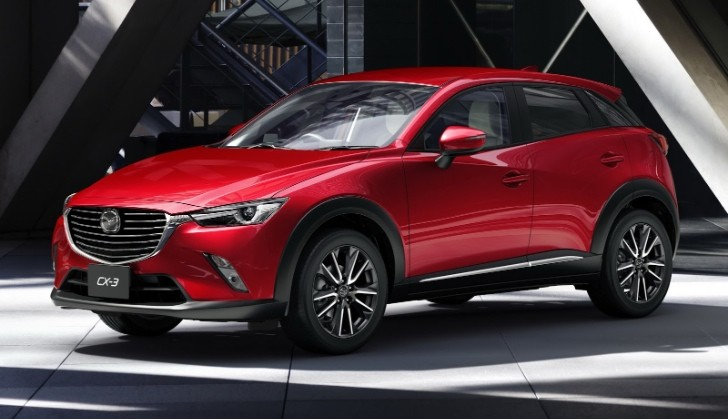 2016 Mazda CX-3 Crossover Looks Great from Every Angle [Video] - autoevolution