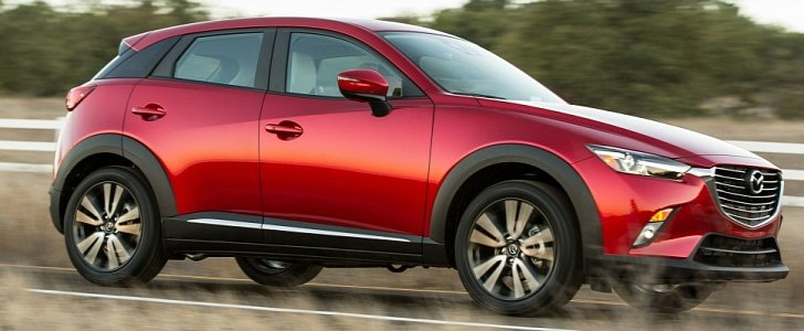 2016 Mazda CX 3 Fuel Economy Figures Released: Up To 35 MPG Highway    Autoevolution