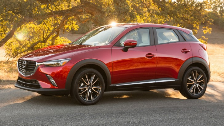 2016 Mazda Cx 3 Specifications Detailed Prior To Fall 2015