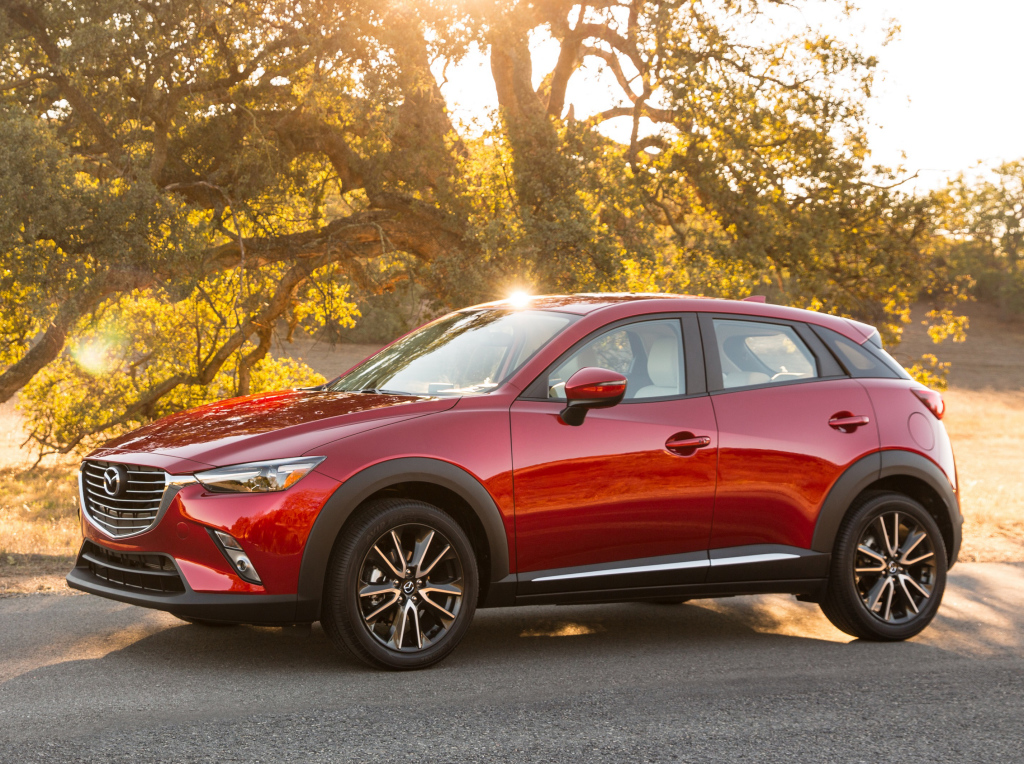 2016 mazda cx 3 specifications detailed prior to fall 2015 on sale date photo gallery. Black Bedroom Furniture Sets. Home Design Ideas