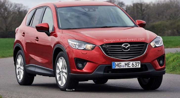 Mazda cx-7 2016 new за рулем - 0e37
