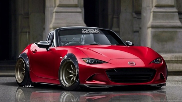 2016 Mazda Miata Club Edition To Make Aggressive
