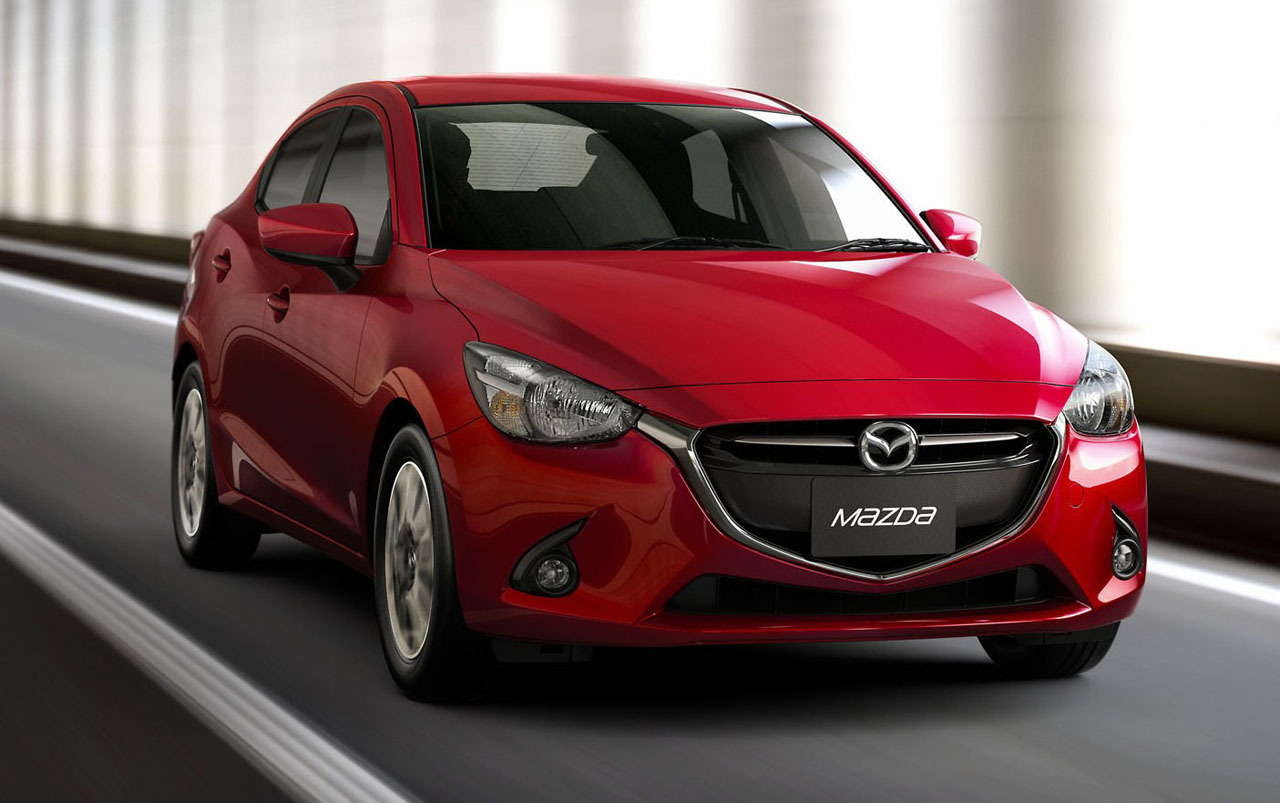 Superior Image Gallery: Mazda 2 Mpg. 1 / 20