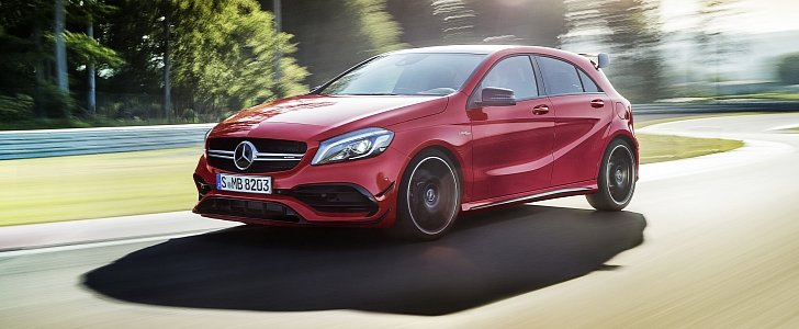 2016 Mercedes A Class Facelift Pricing Revealed Amg A45