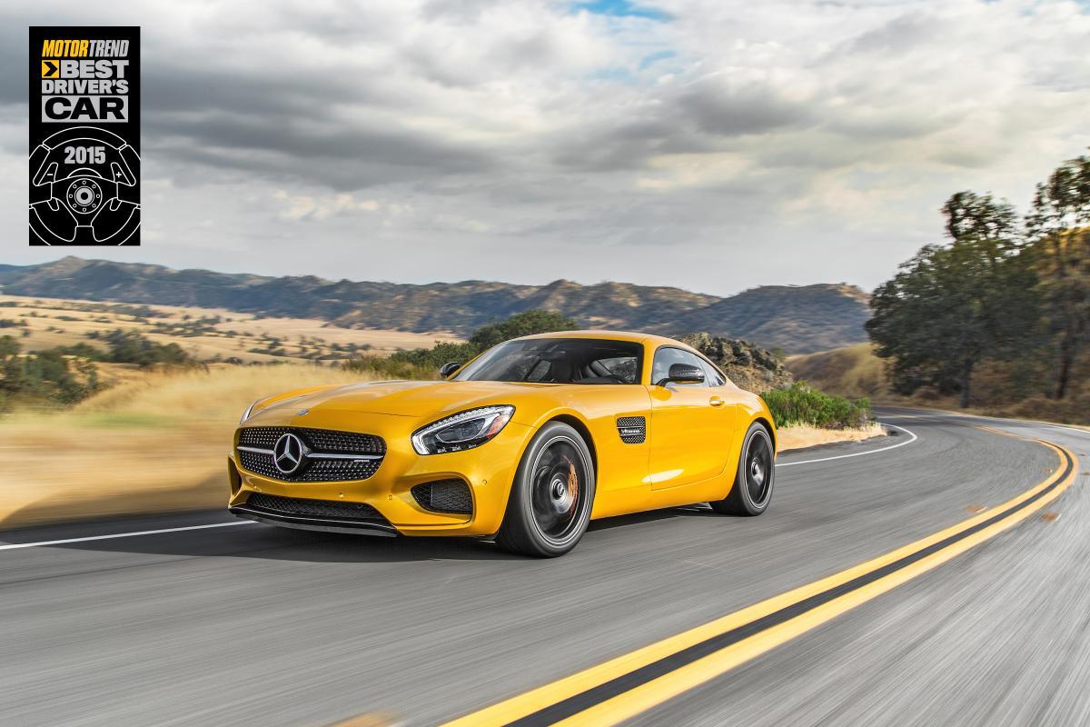 motor trend 2020 best driver\'s car 2016 Mercedes AMG GT S Chosen Best Driver's Car by Motor Trend