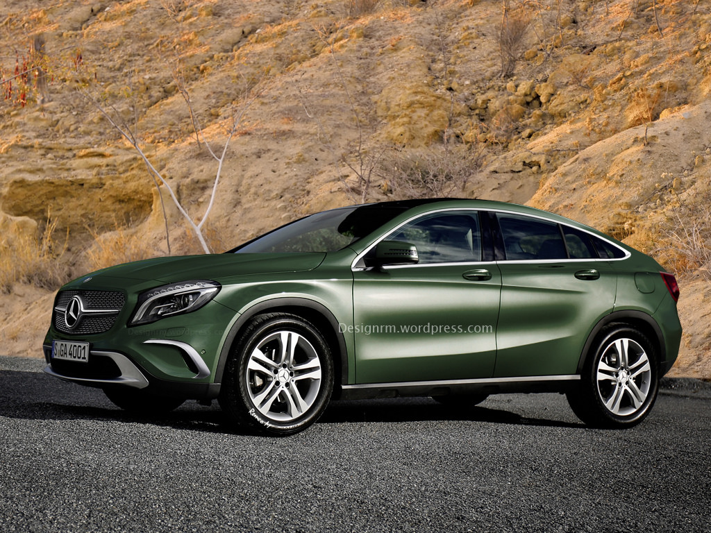 2016 mercedes benz glc receives a nice rendering for Nice mercedes benz