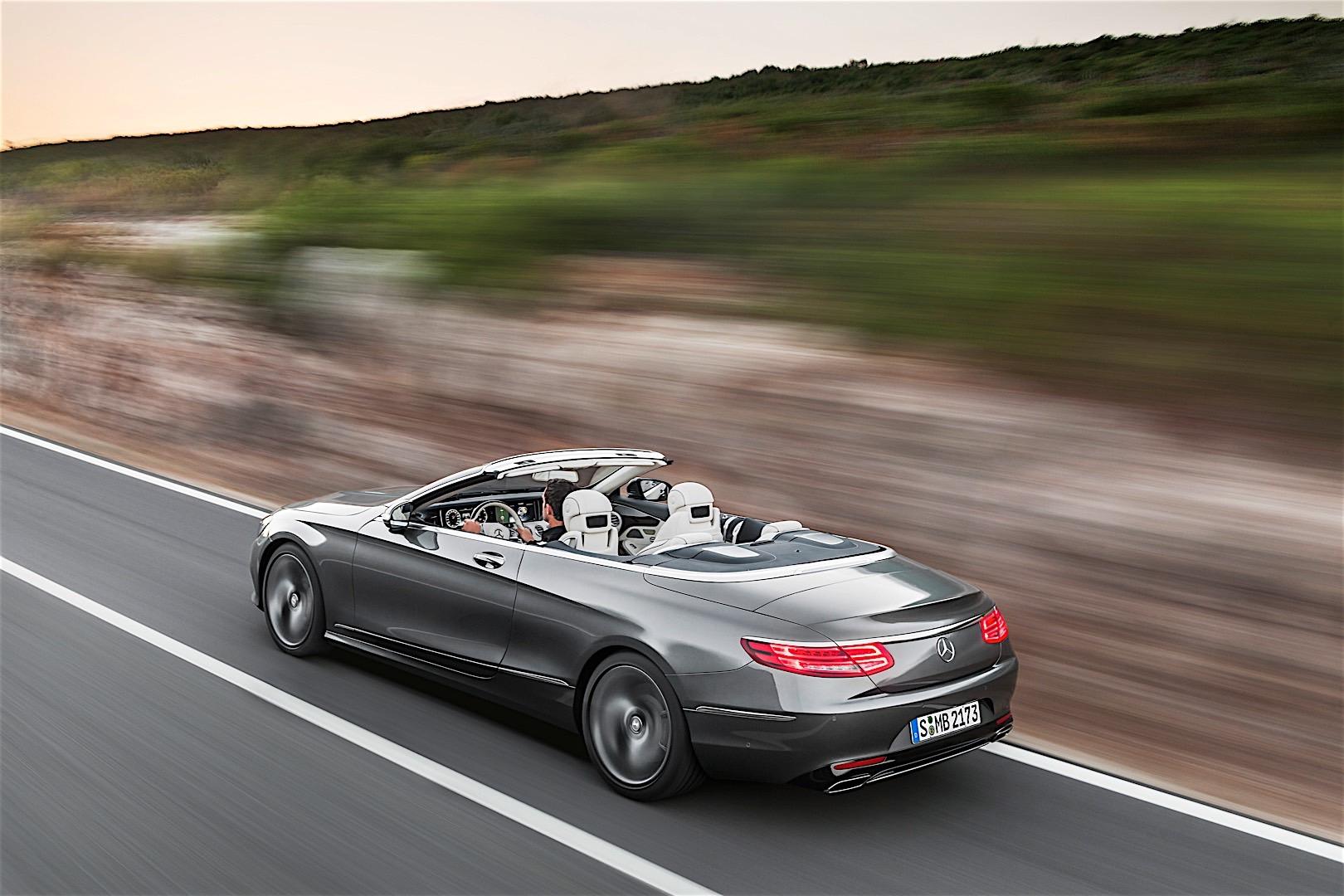 62 Photos 2016 Mercedes Benz Cabriolet