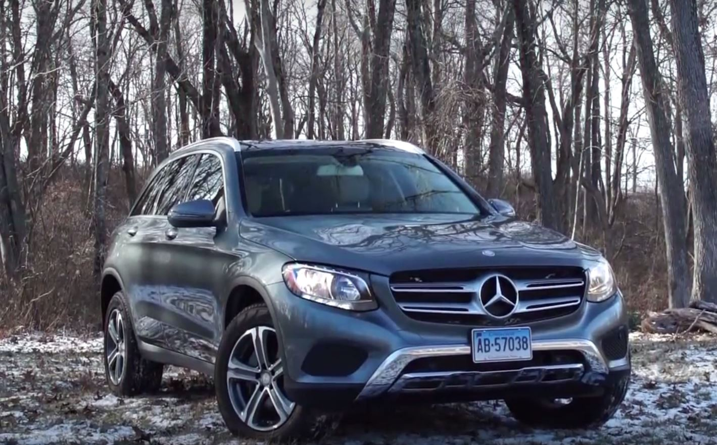 2016 Mercedes GLC Has a Great 9-Speed and 2L Turbo, Says