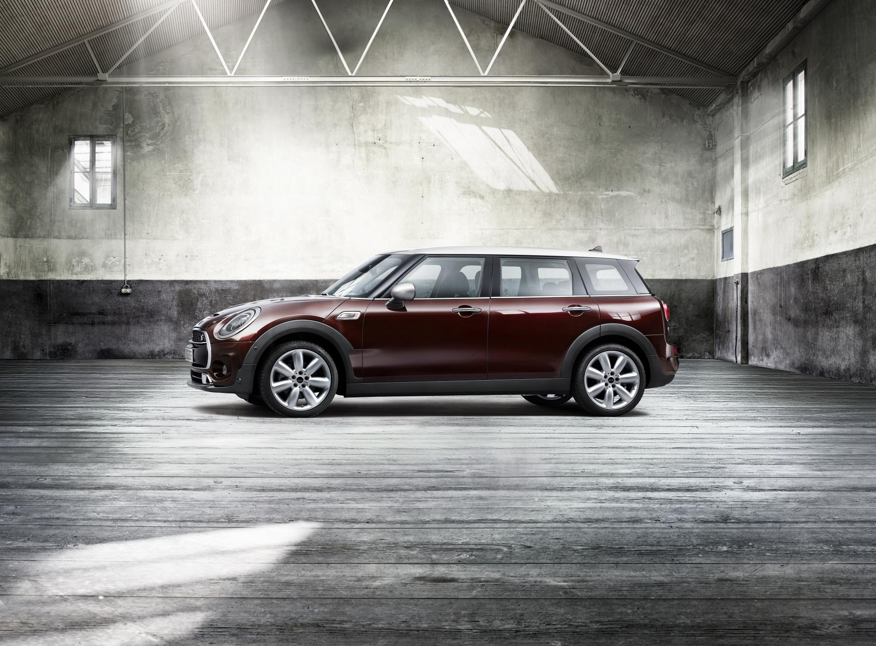 2016 Mini Clubman Uk Prices Revealed Starting At 19995