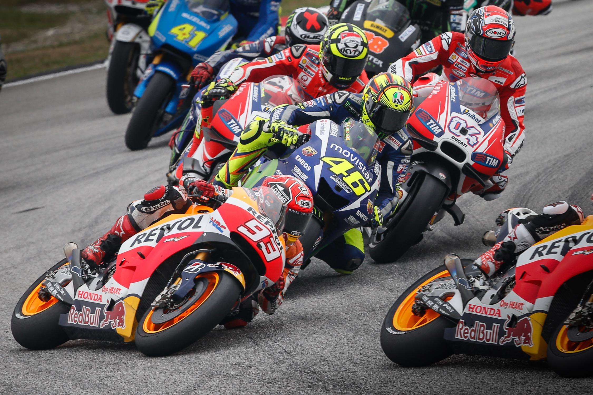 2016 MotoGP Provisional Calendar Includes Austrias Red Bull Ring