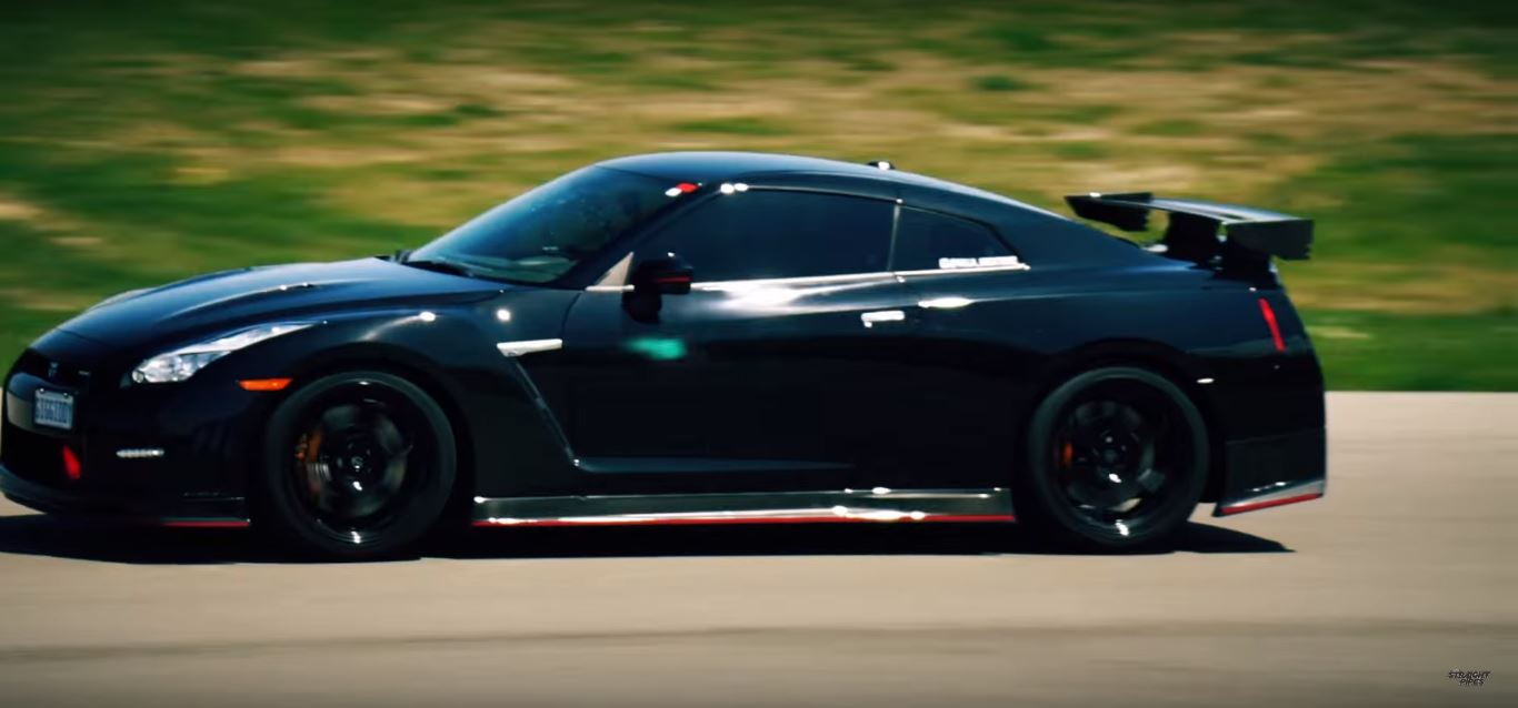 2016 Nissan GT-R Nismo Owner Obeys 1,500-Mile Break-In, Wild Track ...