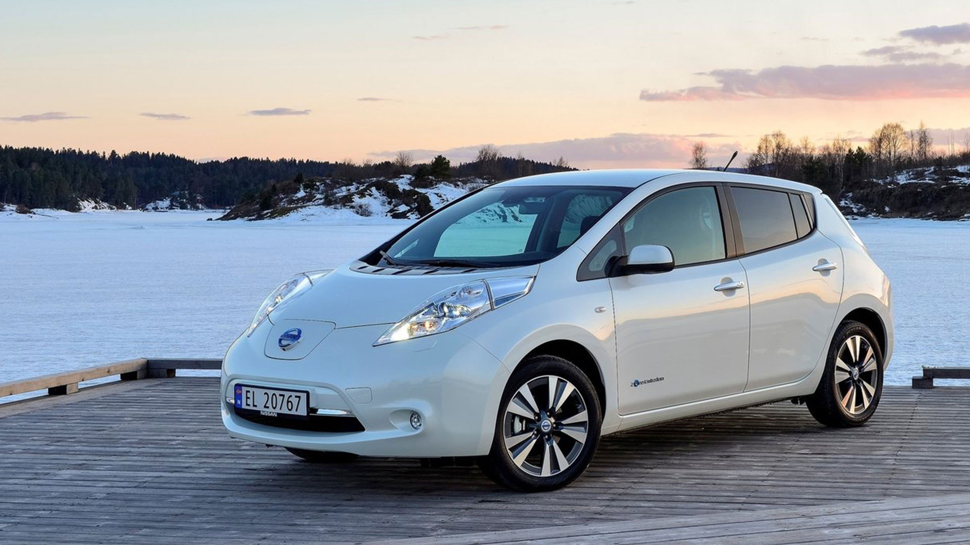 Image result for 2016 Nissan Leaf