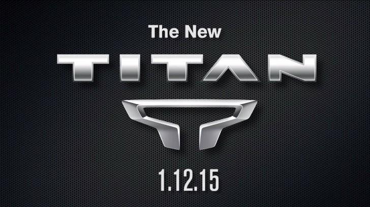 2016 Nissan Titan Logo Unveiled - autoevolution
