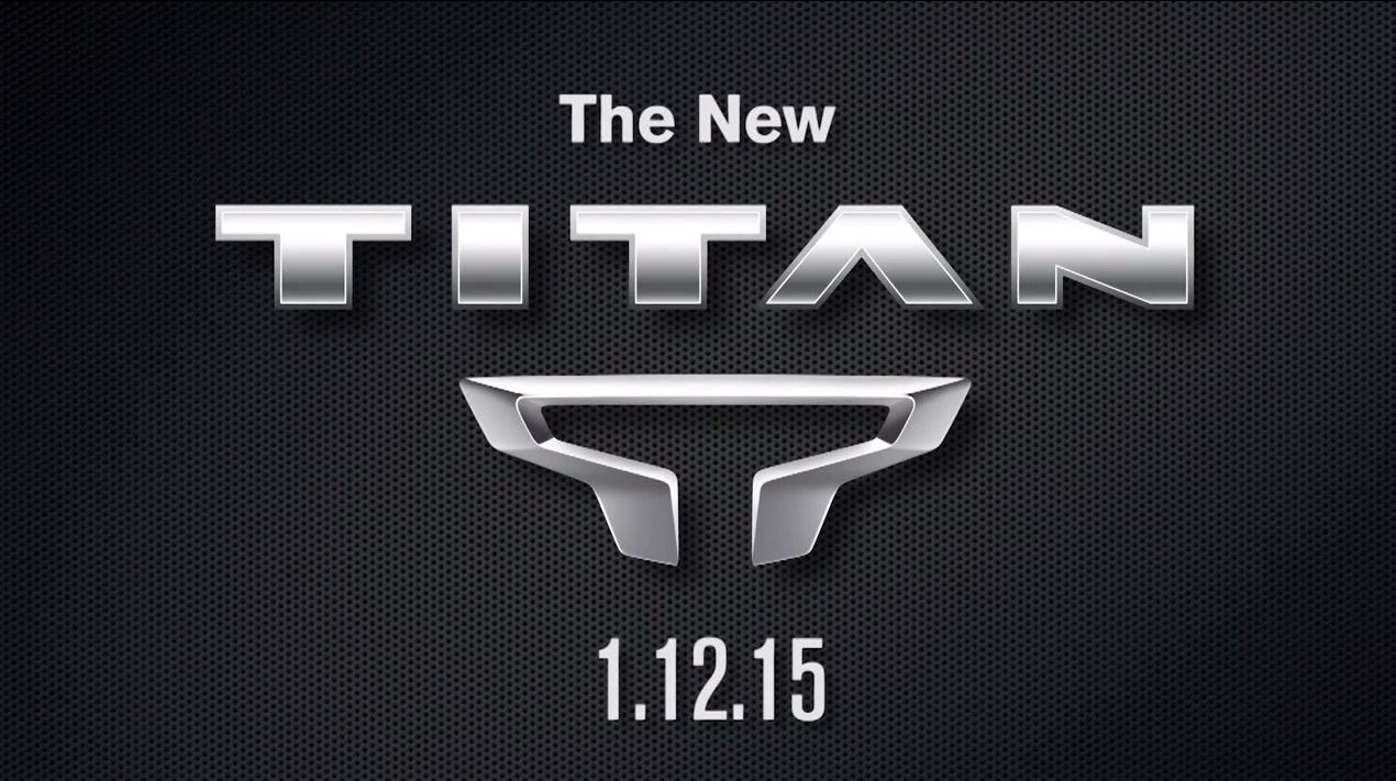 Titan Auto Sales >> 2016 Nissan Titan Logo Unveiled - autoevolution