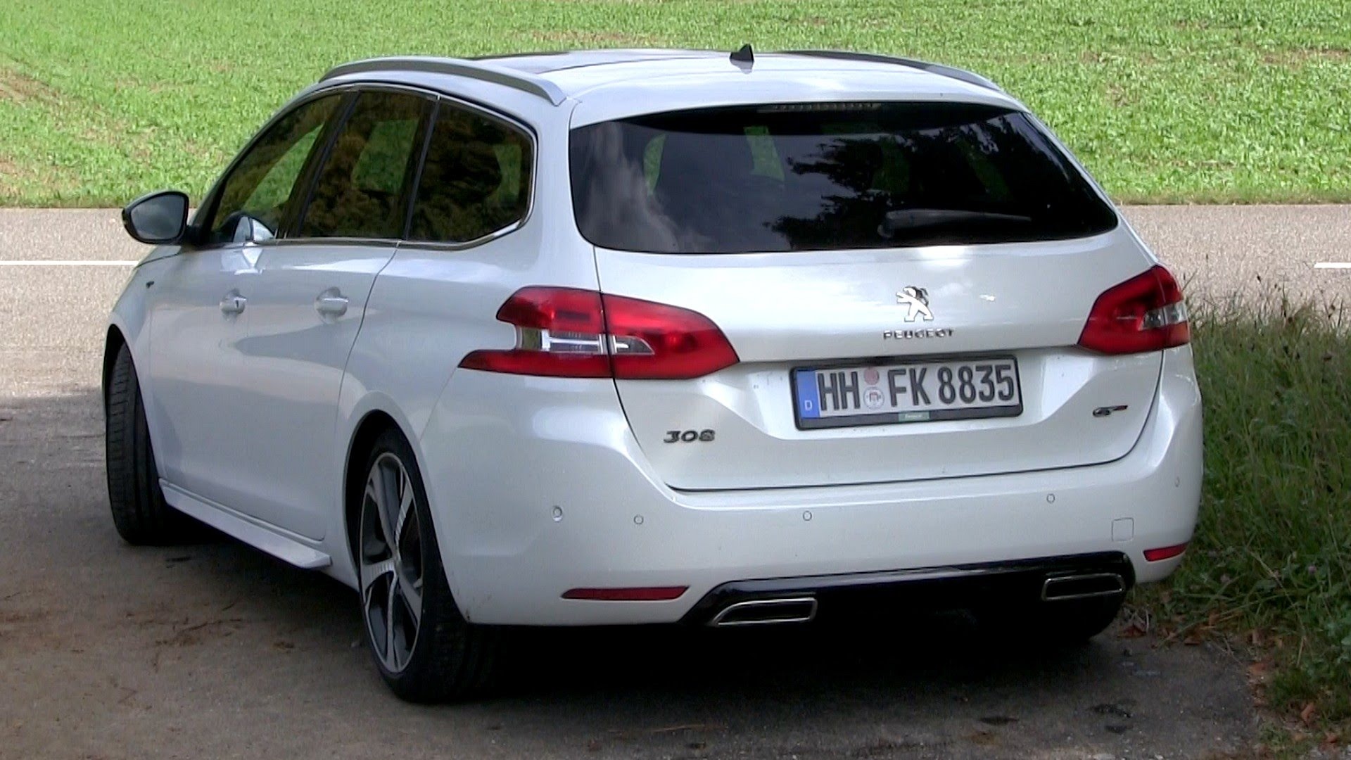 2016 peugeot 308 gt wagon acceleration test the golf gtd and focus st rival autoevolution. Black Bedroom Furniture Sets. Home Design Ideas