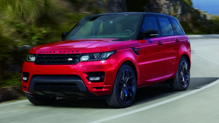 Range Rover Evoke >> 2016 Range Rover Sport HST Isn't as Brawny as the Supercharged Model - autoevolution