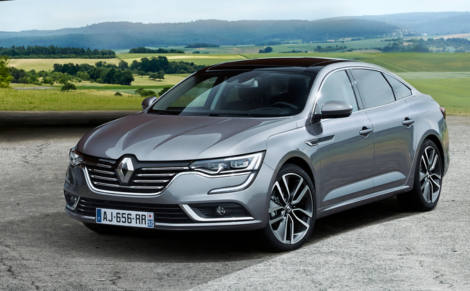 2016 renault talisman replaces the laguna sedan video photo gallery autoevolution. Black Bedroom Furniture Sets. Home Design Ideas