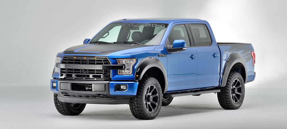 2016 Roush F150 Sc Packs 600 Horsepower Autoevolution. Ford. 2015 Ford F150 Engine Diagram At Scoala.co
