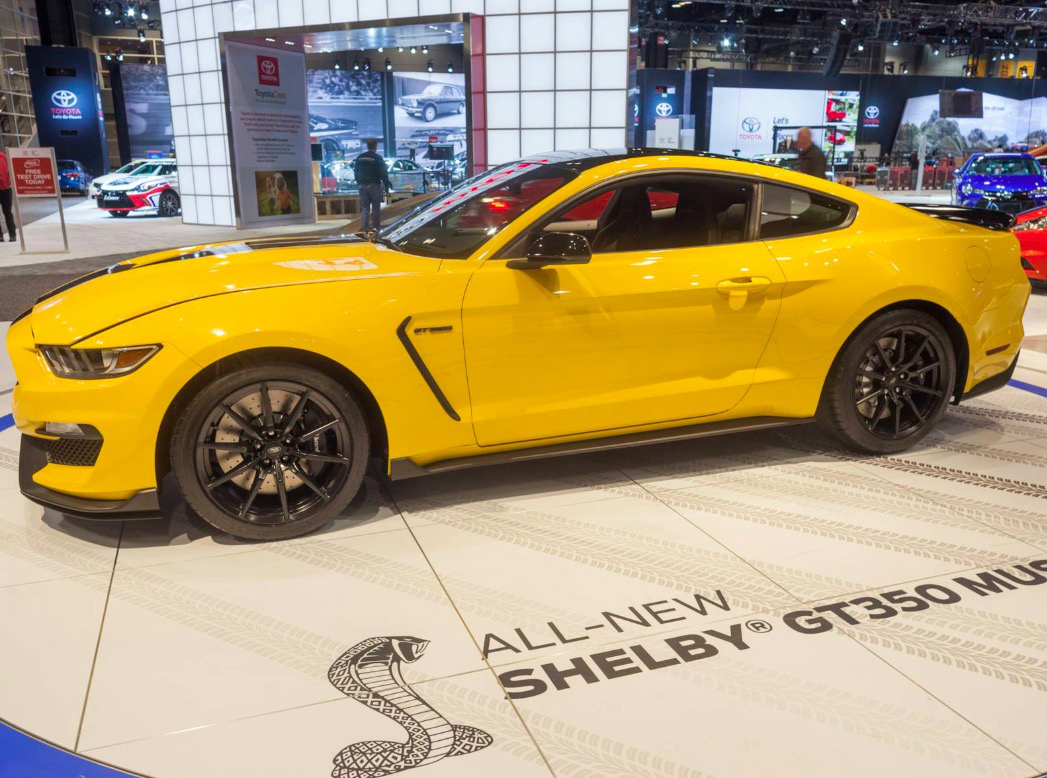 2016 Shelby Gt350 Mustang Virtual Tour Is Anything But