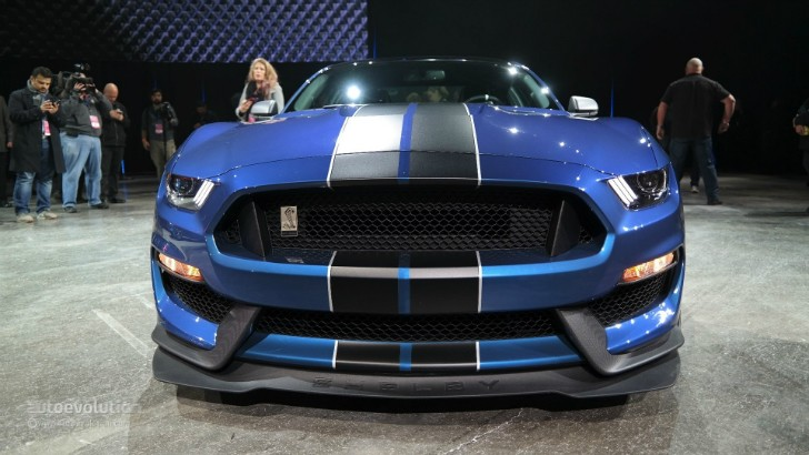 2016 Shelby GT350R Mustang VIN#001 Heading to Auction