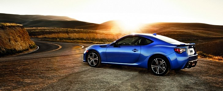 2016 subaru brz is cheaper and better equipped pricing starts from 25 395 autoevolution. Black Bedroom Furniture Sets. Home Design Ideas